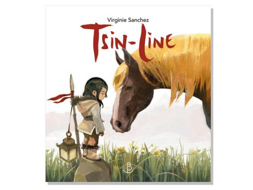 Tsin-Line Album Virginie Sanchez