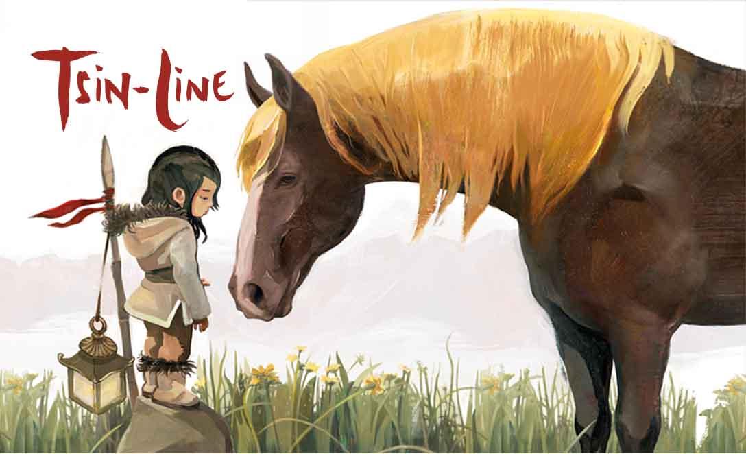 TSIN-LINE sur Ulule.com